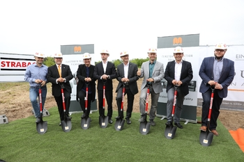 Maplan celebrates groundbreaking in Slovakia